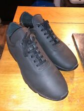 Axel Arigato Smart Casual All Black Leather Shoe