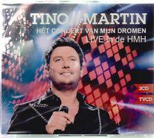 Tino Martin CD Set Het concert van mijn dromen (Live in de HMH) 2016