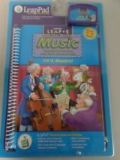 Leap Frog LeapPad 1 Book/Car Leap-2 Music Hit it, Maestro! Grade 1 Ages 6 Up NIP