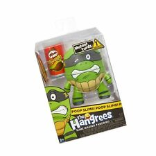 Hangrees The Mutant Turds Collectible Parody Figure with Slime