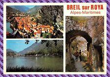 Carte Postale - BREIL sur ROYA