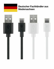 HighSpeed USB C Ladekabel Datenkabel f. Handy Smartphone Mobiltelefon Ladegerät