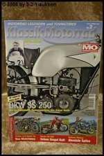 Klassik Motorrad 2/09 DKW SS 250 Bultaco AJS Honda CX