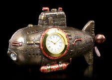 Steampunk Table Clock - Submarine - Veronese Gothic Mantel Clock tischdeko Gift