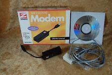 Zoom Modem USB Mini External 3095 56K V.92/V.90