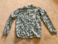 ~US MILITARY ISSUE GEN III LEVEL 4 WIND COLD WEATHER JACKET ACU SMALL-LONG USA!