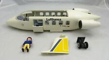 Playmobil Flugzeug Ersatzteile Konvolut, Fahrwerk 3185 / 3187 (PM-3)