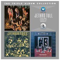 JETHRO TULL - THE TRIPLE ALBUM COLLECTION 3 CD NEU
