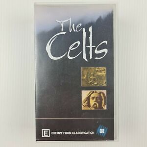 The Celts VHS Tape - 2 Tape Set 6 Episodes - SBS - TRACKED POSTAGE