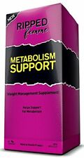 Ripped Femme - Metabolism Support 60CT USA Enhances Fat Metabolism & Weight Loss