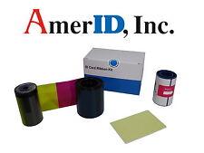Datacard YMCKT-KT Generic Color Ribbon SP SP+ Printers 534000-006 300 Print