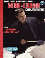 The New Method for Afro-Cuban Drumming Percussion New 006620087