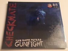 The Duane Peters Gunfight Checkmate CD New!