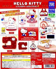Hello Kitty Replica Charm Selection ver. 2 capsule toy set of 4 Gashapon TTA