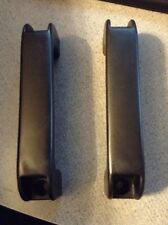 LOT OF 2 NEW INDUSTRIAL VERY HEAVY DUTY HANDLES BLACK, HEAVY DUTY HANDLES BLACK