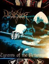 DESASTER Tyrants of the netherworld LP