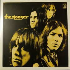 The Stooges Limited Edition S/T 2 LP Yellow Vinyl Third Man Records Iggy Pop