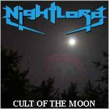 NIGHTLORD, CULT OF THE MOON, SEALED 5 TRACK + 6 BONUS TRACKS CD ALBUM FROM 2010