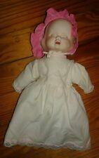 EUC Vintage Three Faces of Eve Porcelain Doll Swivel Head