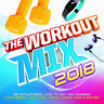 Various Artists : The Workout Mix 2018 CD 2 discs (2017) ***NEW*** Amazing Value