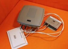 Cisco Aironet Access Point AIR-BR1310G-A-K9-R, Power Injector LR2, and Antenna