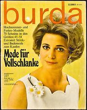 Burda Mode für Vollschlanke SH 14/71 B227