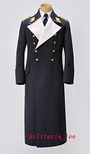 WW2 German Repro Luftwaffe General Gabardine Overcoat All Sizes