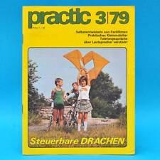 DDR practic 3/1979 Drachen Tischfußball Bootsantrieb Farbfilme entwickeln C