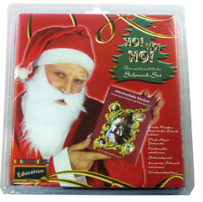 Eulenspiegel Schmink Set Weihnachtsedition mit Schminkbuch Weihnachts Schablonen