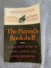 Signed The Pianist's Bookshelf: A Practical Guide to Books, Videos, and Other