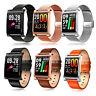 Business Smart Watch Men Women Smartwatch for Samsung Galaxy S9 S8 S7 Note 8 9