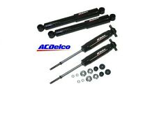 1963-82 Corvette Delco Premium 4 pc Shock Absorber Set