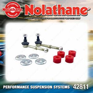 Nolathane Rear Sway Bar Link for Proton Impian Waja Persona C9M C9S 1.3 1.5 1.6L
