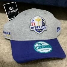 52691180b 2014 Ryder Cup New Era 9Forty Adjustable Magnacap w/ Ball Marker - New With  Tags