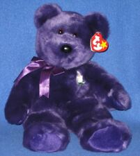 TY PRINCESS the BEAR BEANIE BUDDY - MINT with MINT TAGS
