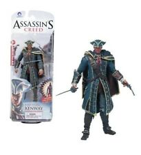 """Assassin/'s Creed 3/&4 Kenway/'s Family 6/"""" PVC Action Figure Conor//Haytham//Edward"""