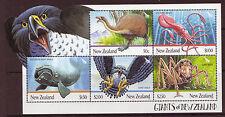 NUOVA Zelanda 2009 Giganti della Nuova Zelanda in miniatura foglio unmounted Nuovo di zecca.