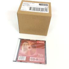 Imation Storage Media CD R 700MB 52X Slim Jewel Cases 20 Count Box