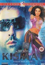 KISMAT - SPARK BOLLYWOOD DVD - Bobby Deol, Priyanka Chopra, Kabir Bedi.