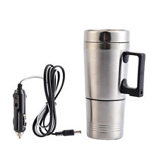 Mini Portable Car Heater Car Travel Cup Tea Coffee Water Kettle Heater Cup 12V