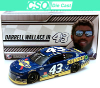 Bubba Wallace 2020 Sunoco iRacing 1/24 Die Cast IN STOCK