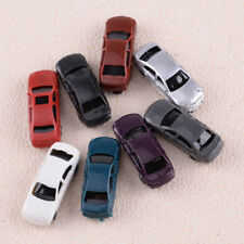 100pcs 1:160 Scale Painted Model Cars N Gauge for Layout