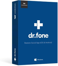 Wondershare dr.fone toolkit for ios and android✔️Lifetime License✔️Full Version✔