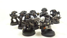 Black Templars Space Marines Tactical Squad. Warhammer 40k (PK077)