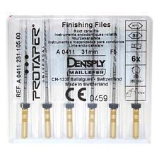 Dentsply Maillefer Rotary ProTaper Universal Engine NiTi Files 25mm F5.