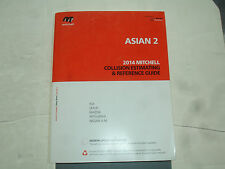 2014 Mitchell Asian Kia Lexus Mazda Mitsubishi Nisan Collision Estimating Manual
