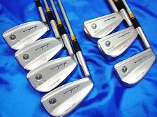 Left-handed HONMA CL-708 Great Distance 7pc R-Flex IRONS SET Golf Clubs inv 5177