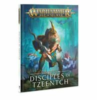 Battletome: Disciples of Tzeentch - Warhammer Age of Sigmar - New Latest Version