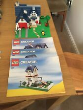 5891 Lego 3 in 1 Creator Apple Tree Houses With Instructions