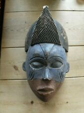 More details for west african wood tribal mask - no 3
